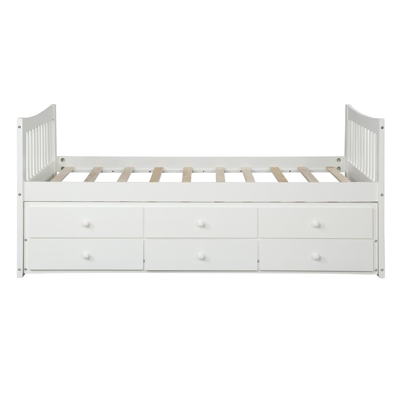 Harriet Bee Clayhatchee Kids Twin Bed