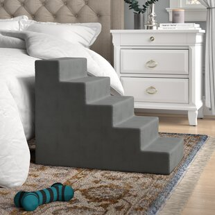 Dog Ramp For Bed >> Dog Ramps Stairs You Ll Love Wayfair