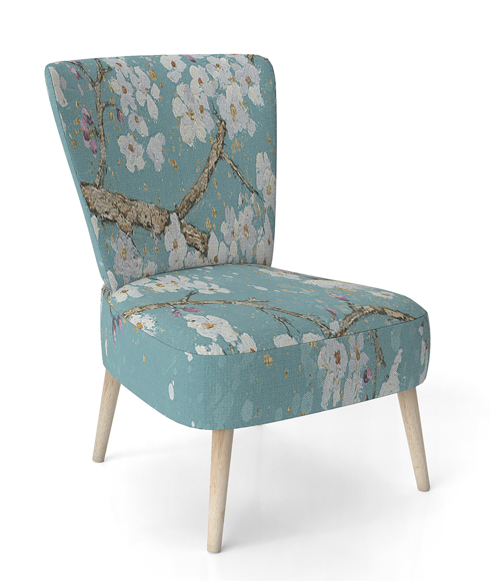 East Urban Home April Tree Side Chair Wayfair