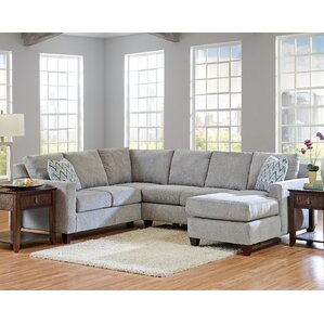 Crockett U-shaped Sectional by Darby Home Co
