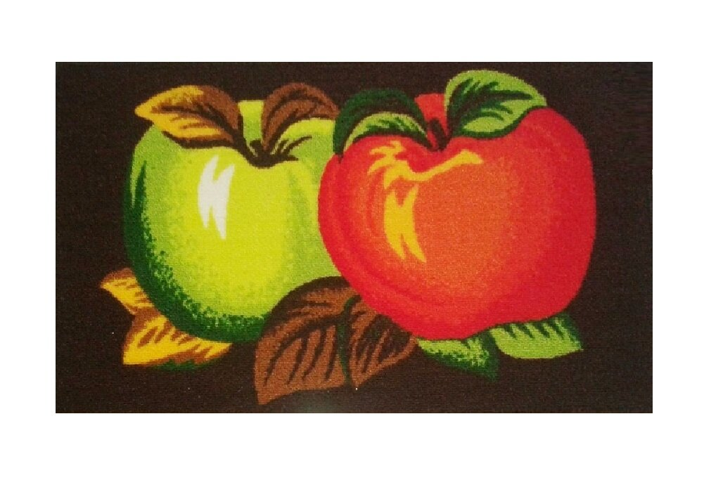 Finnley Mix Apples Kitchen Mat