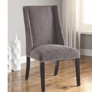 Clifford Suavely Styled Side Chair (Set of 2) by Fleur De Lis Living