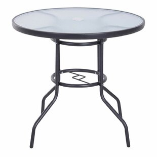 Marciniak Metal Bistro Table By Sol 72 Outdoor