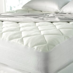 Aster Spa Luxe Polyester Mattress Pad by Alwyn Home Best Choices