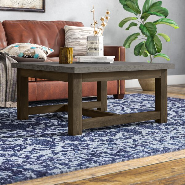 Trent Austin Design Jameown Coffee Table Reviews Wayfair