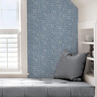 Mannford 18 L X 20 5 W Texture Peel And Stick Wallpaper Roll