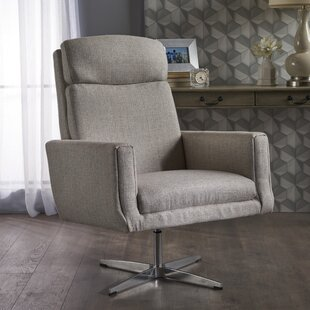 Swivel Armchair by Langley Street