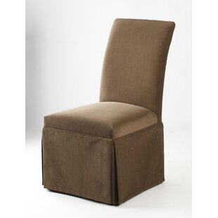 Tuxedo Upholstered Dining Chair by Zentique