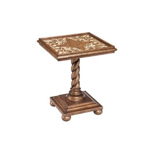 Faris End Table by Astoria Grand