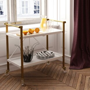 Trevia Serving Cart By CosmoLiving By Cosmopolitan