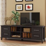 Starkville TV Stand for TVs up to 78 by Red Barrel Studio®