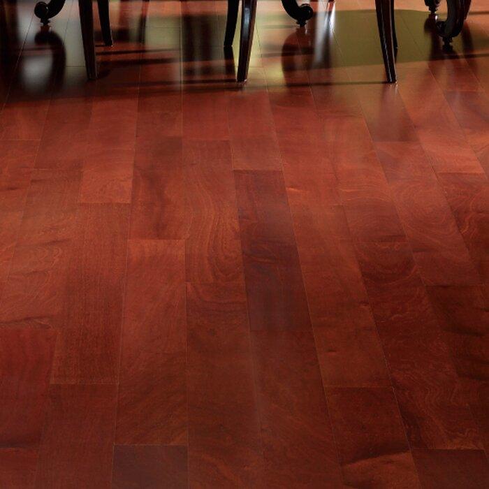 African Heritage Mahogany 3 8 Thick X 1 2 Wide Varying Length Engineered Hardwood Flooring
