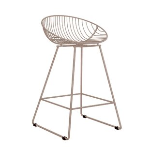 Ellis 77cm Bar Stool By CosmoLiving By Cosmopolitan
