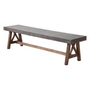 Trent Austin Design Shoreham Wood Dining Bench