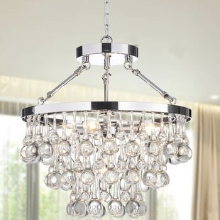 Kids lighting youll love wayfair kerr 5 light crystal chandelier aloadofball Images