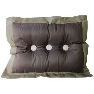 Spafford Button Tufted Lumbar Pillow