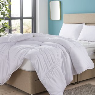 Sealy Select Response Hollowfibre 10.5 Tog Duvet By Sealy UK