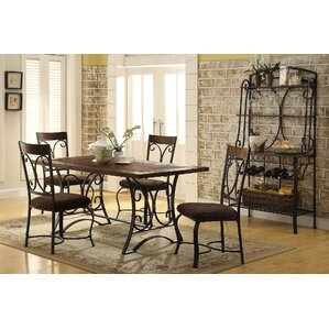 Hakesa 5 Piece Dining Set by ACME Furniture