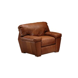 Omnia Leather Prescott Leather Club Chair