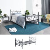 Cyrus Twin 2 Piece Platform Bedroom Set by 39F inc