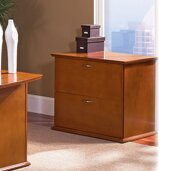 Lorell 9000 Series 2-Drawer Vertical Filing Cabinet by