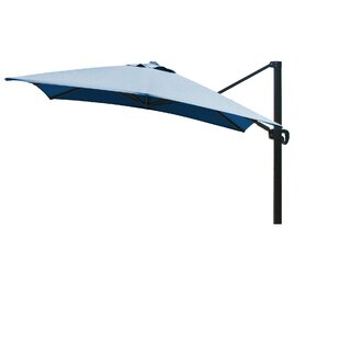 Carlisle 10' Square Cantilever Sunbrella Umbrella by Sol 72 Outdoor