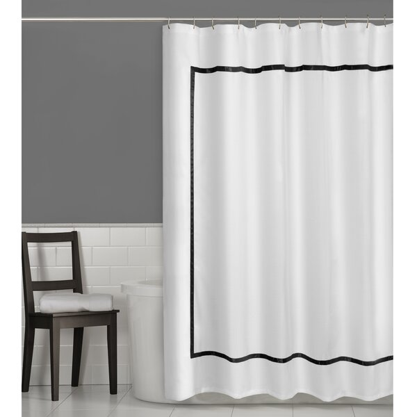 white and black shower curtain. White And Black Shower Curtain