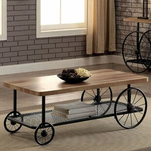 Kyrie Coffee Table by Williston Forge Amazing