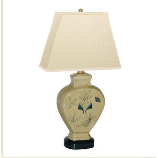 Spruce Shell 20 Table Lamp