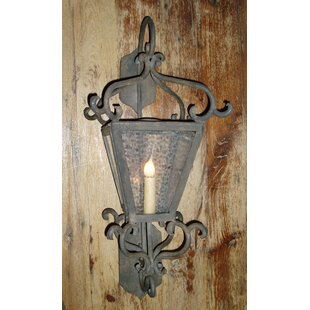 Graziano 1-Light Outdoor Wall Lantern by ..