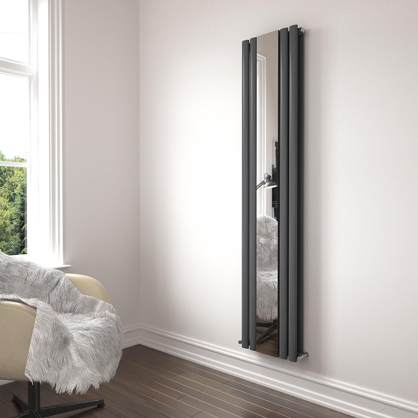 Vertikaler Design-Heizkörper Mira