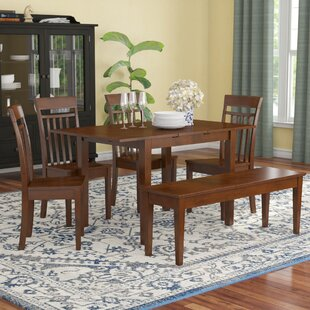 Phoenixville 6 Piece Dining Set by Three Posts Read Reviews
