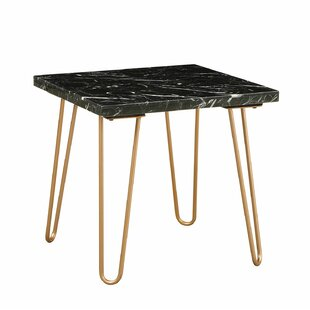 New Canaan End Table by Everly Quinn