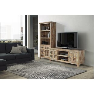 Khan Print Block Range TV Stand For TVs Up To 58