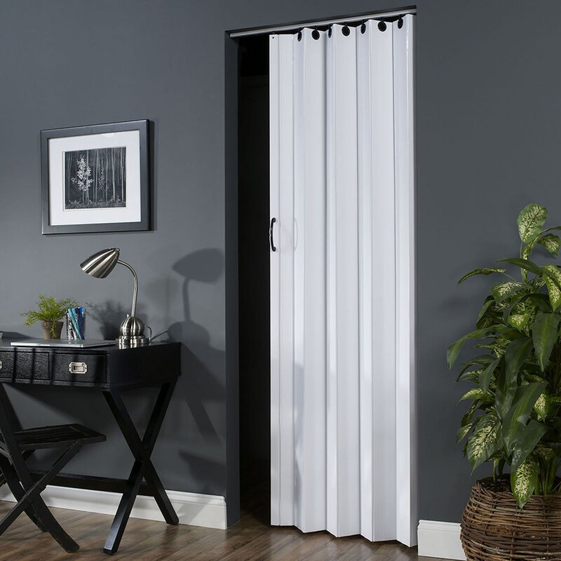 Spectrum Vinyl Accordion Interior Door & LTL Accordion Doors Spectrum Vinyl Accordion Interior Door ... pezcame.com