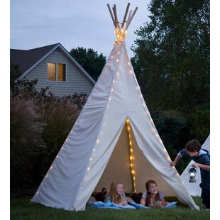 HearthSong 12' Teepee Lights
