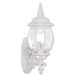 Best Reviews Kelly 3-Light Outdoor Sconce By Darby Home Co