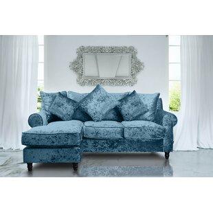Annora Reversible Modular Corner Sofa By Willa Arlo Interiors