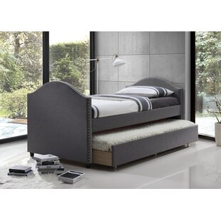 Digiacomo Twin Daybed with Trundle