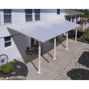 Gala? 30.5 ft. W x 9.5 ft. D Patio Awning by Palram
