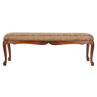 Arcadia Grove Upholstered Bench