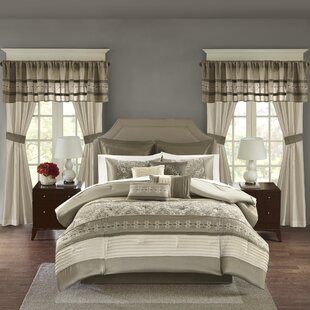 Woodford 24 Piece Comforter Set By Astoria Grand
