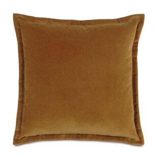 Jackson Solid Velvet Throw Pillow