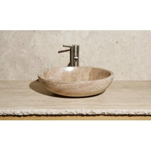 Stone Oval Vessel Bathroom Sink ByAllstone Group