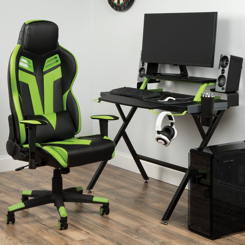 Respawn Gaming Desk and Chair Set & Reviews | Wayfair