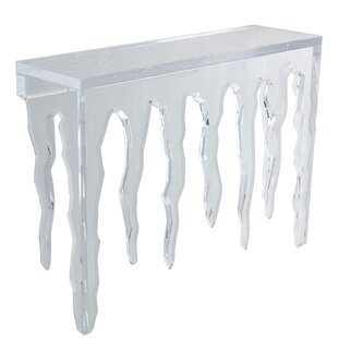 Ice Console Table by Global Views