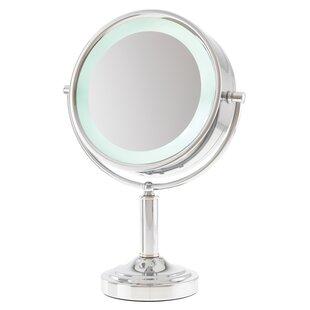 Danielle Creations Lit Flip Vanity Mirror