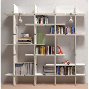 Dollins Standard Bookcase by Brayden Studio Herry Up