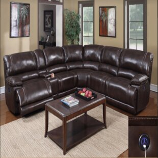 Online Reviews Akridge Reclining Sectional by Canora Grey Reviews (2019) & Buyer's Guide