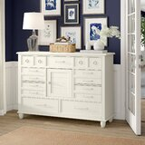 Reeves 9 Drawer Combo Dresser byBirch Lane™ Heritage